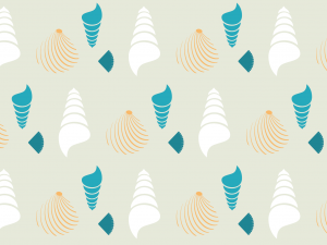 "Pattern ""Seashells"""