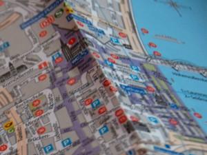 Kölner Sehenswürdigkeiten – Stadtplan