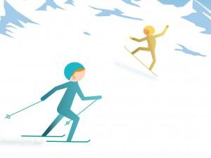 Skigebiete in der Tatra